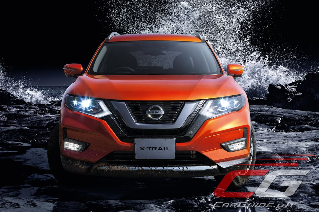 Nissan Philippines Launches 2018 X-Trail: Smarter and ...
