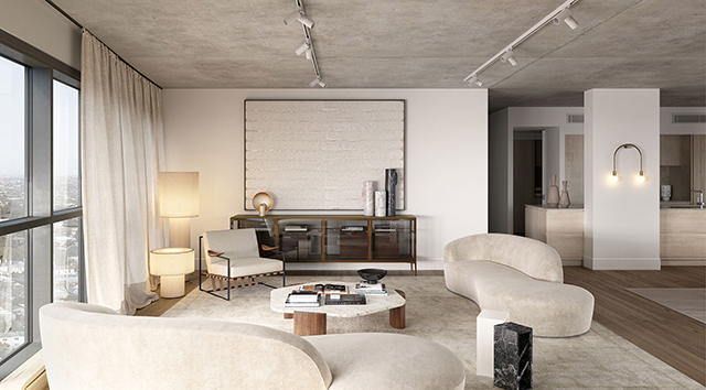 One Wellington   A New Development Offering Refined Interiors with Personalisation + Flexibility