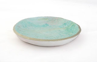 Soft Mint Ring Dish now available at Lottie of London Jewellery