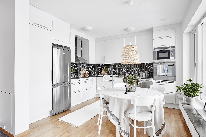 pomysł na kuchenną ścianę