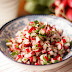 Spring Parsley And Radish Salad Recipe