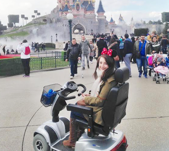 Disneyland paris accessibility guide bearhugs beyond for Motorized scooter disney world