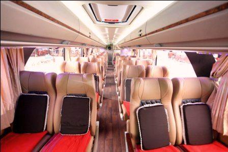 Mudik Aman dan Nyaman dengan Bus Agra Mas