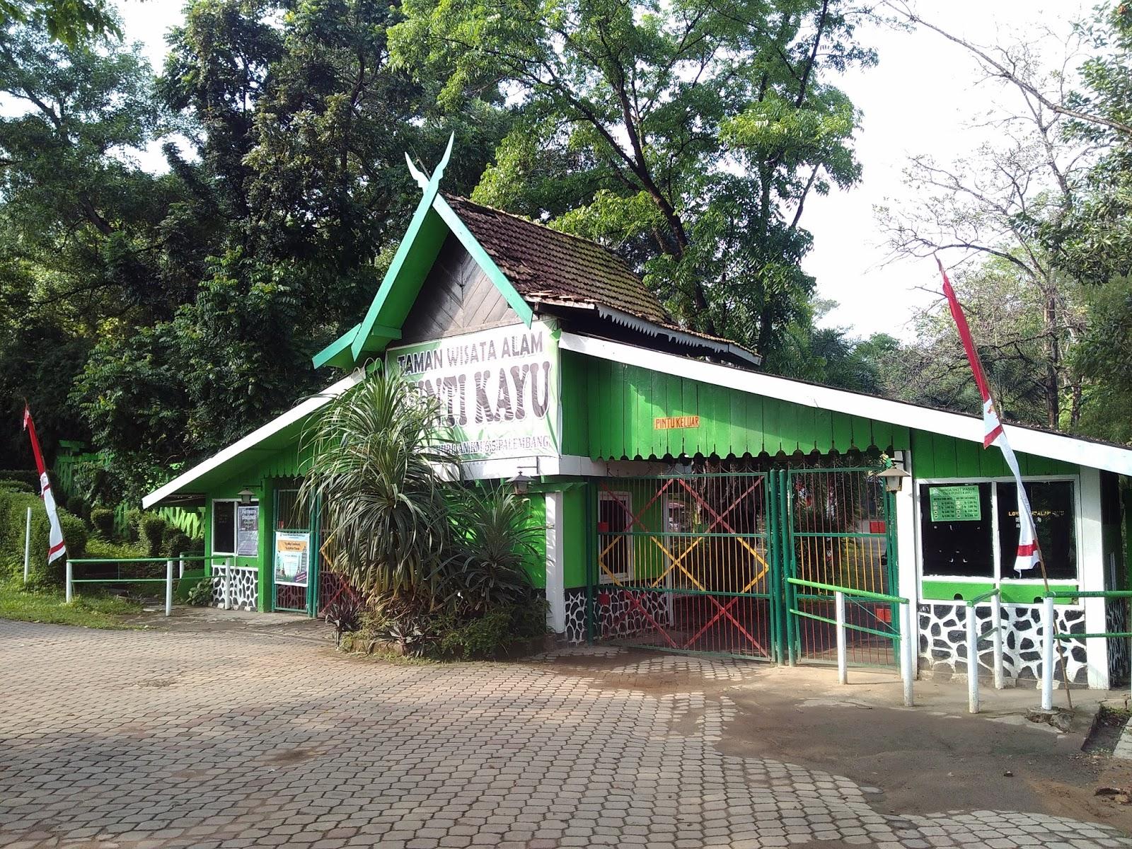 Visit Taman Wisata Alam Punti Kayu, Palembang, South Sumatra. ~ Tourism Indonesia