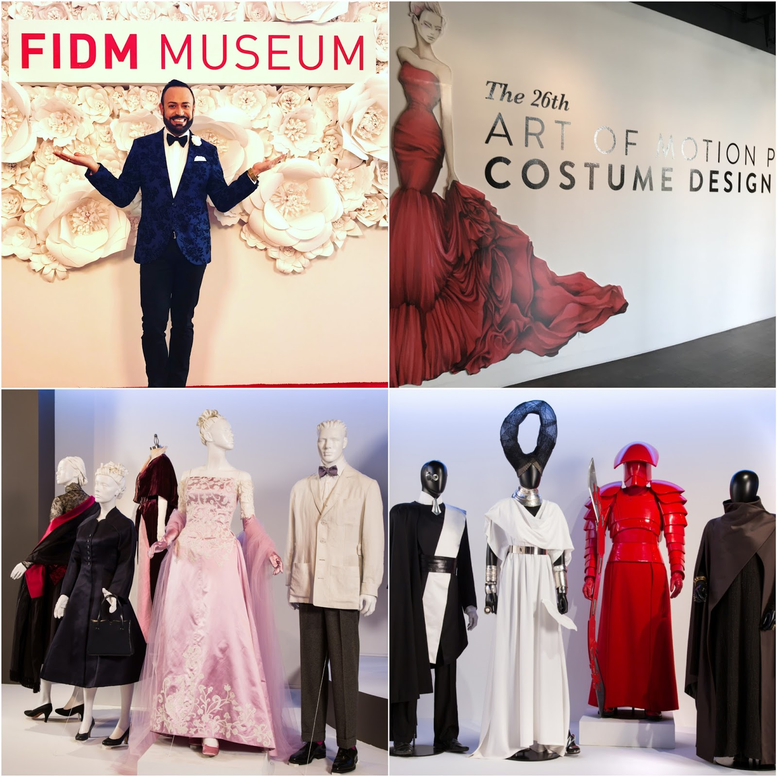 807869b2a4f FIDM MUSEUM.....Opening Night 26th Annual Art of Motion Picture ...