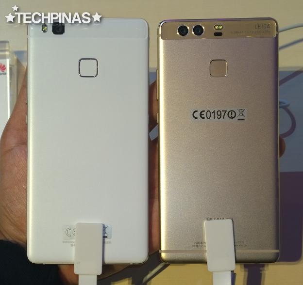 Huawei P9 Lite vs Huawei P9