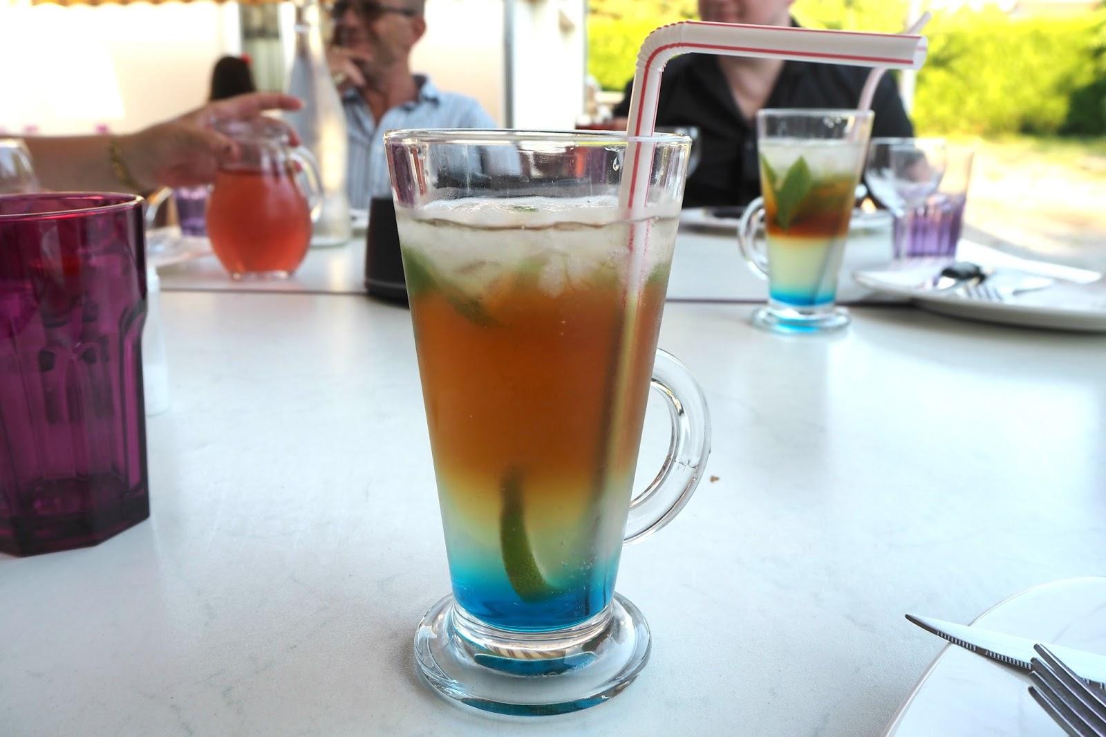 Funky drink