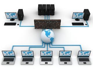 Jaringan komputer yaitu