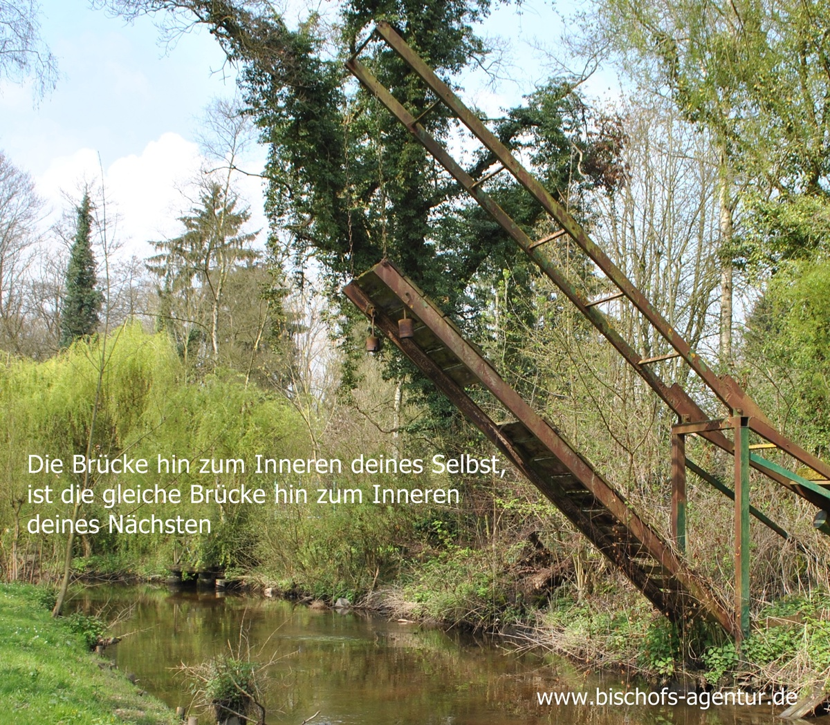 brücken sprüche In Sachen Weisheit : Brücken Zeit brücken sprüche