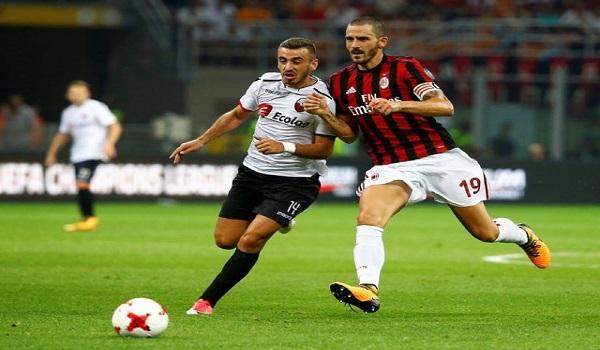 Prediksi AC Milan vs Rijeka Liga Eropa