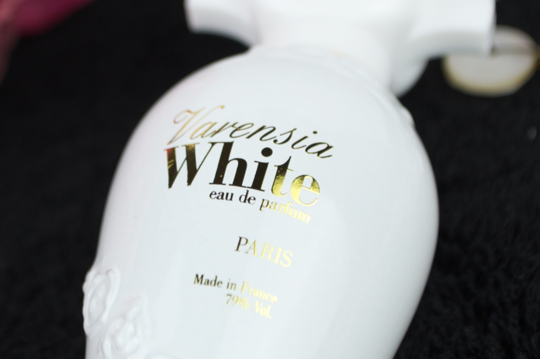 Beautypress News Box Juni 2017 - Ulric de Varens - Varensia White Eau de Toilette