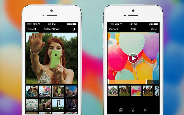 Vine Introduces Camera and Editing Tools For iOS