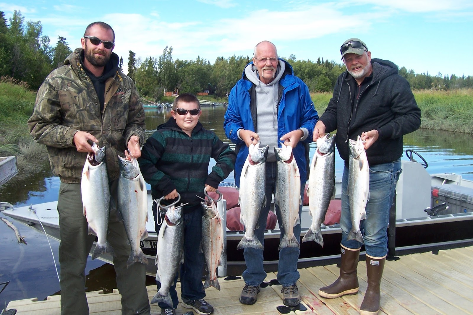 Beaver creek cabins guide service fishing report week for Silver creek fishing report