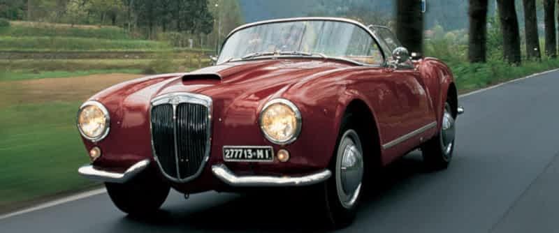 Vendita auto classiche