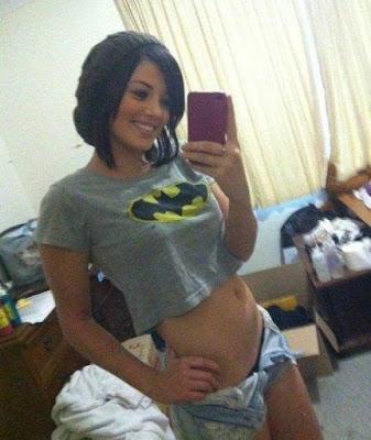 Foto selfie cewek seksi menggoda