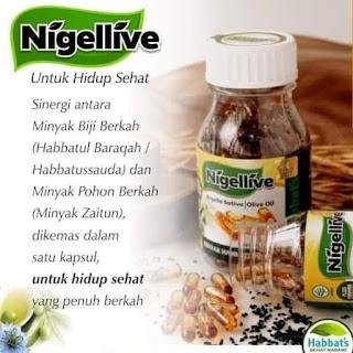Habbatussauda herbal belanjania