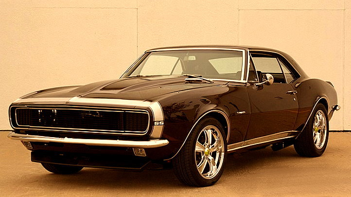 Muscle Car Collection 1967 Chevrolet Camaro Ss Pro Touring Review