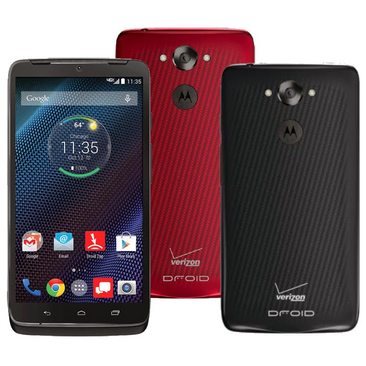 Motorola Droid Turbo Terbaru