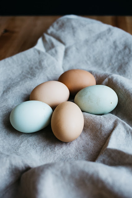 photo of eggs photo credit :: https://unsplash.com/@rachaelgorjestani