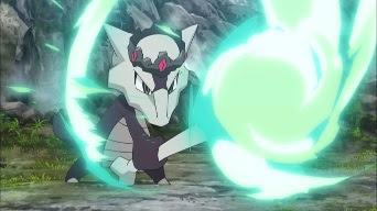 Pokemon Sol y Luna Capitulo 34 Temporada 20 Un Combate De Fuego, Aparece Marowak