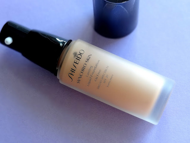 Synchro Skin Lasting Liquid Foundation Broad Spectrum SPF 20