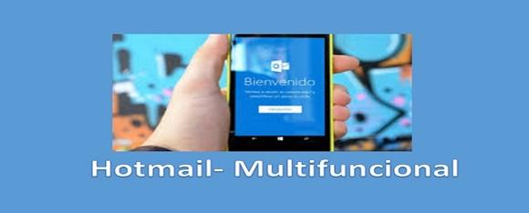 Las funciones que te ofrece Hotmail