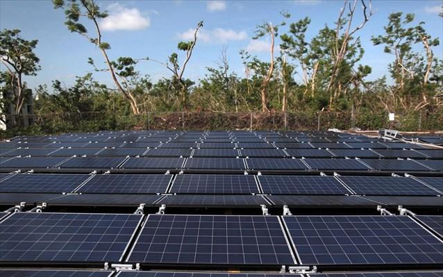 Τα ηλιακά πάνελ αυξάνουν τη διαθέσιμη τροφή σε βοσκοτόπους έως 90%!