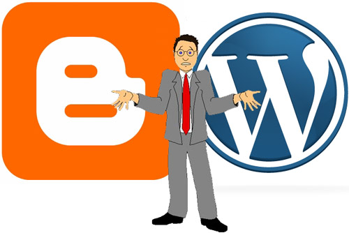 Blogger ή Wordpress