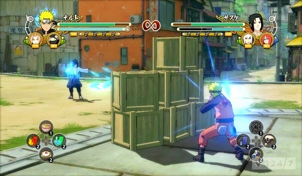 Naruto Shippuden: Ultimate Ninja Storm 3 PC Game Download ...