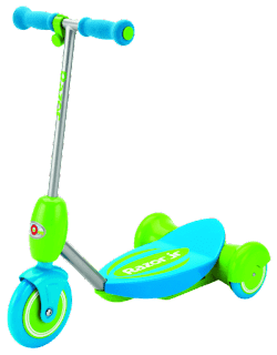 Living a Fit and Full Life: The Lil' E Electric Scooter from