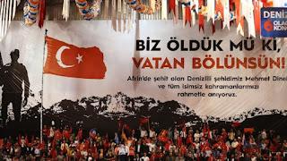 Η πολιτική γλώσσα του Ερντογάν και του Ισλάμ: Για τους Τούρκους είμαστε ένα άπιστο κράτος