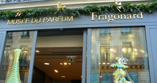 Sights and insights musee du parfum fragonard - Musee fragonard paris ...