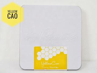 Truffes YellowCao Miel & Pollen - Rrraw