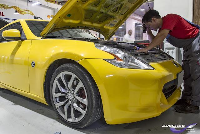 Nissan Service Center Dubai