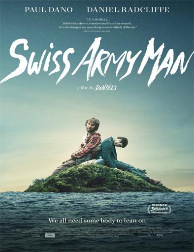 Ver Un cadáver para sobrevivir (Swiss Army Man) (2016) Online