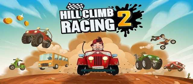 Hill Climb Racing 2 mod apk indir Android Oyun