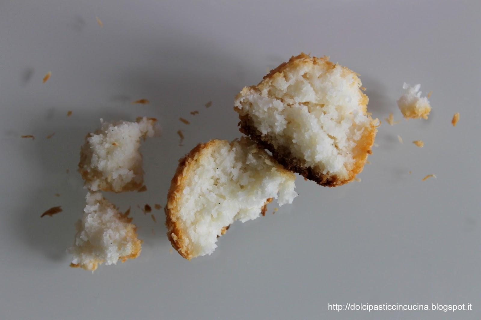 InCucinaColCuore Biscotti al cocco