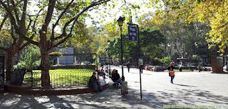 Plaza de los 33, Montevidéu