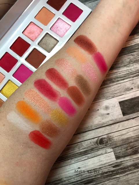 Ojibwe Cosmetics Cotton Candy Palette (Review and Swatches)
