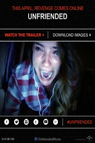 Unfriended [2014] [DVDR] [NTSC] [Latino]