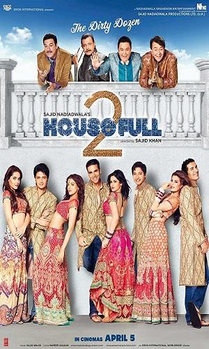 Housefull 2 (2012) 1GB Full Hindi Movie Download 720p Bluray