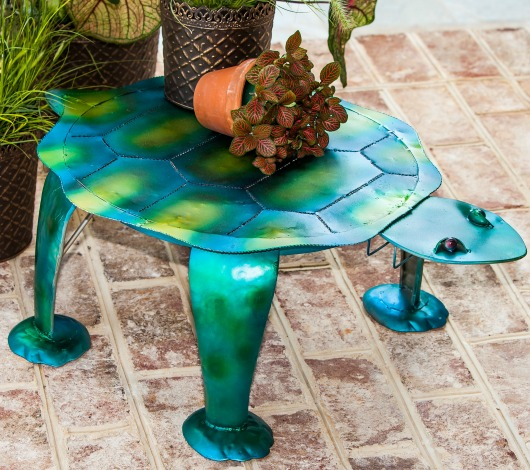 Sea Turtle Table