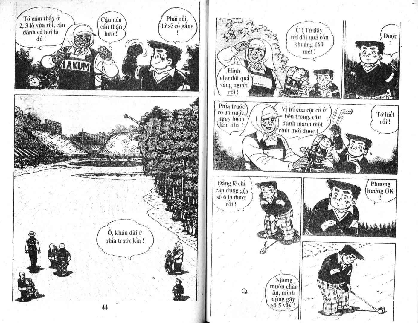 Ashita Tenki ni Naare chapter 40 trang 20