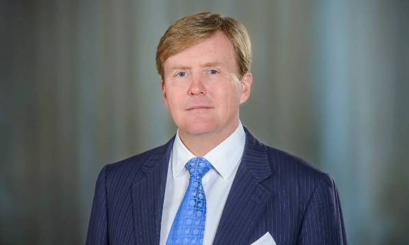 King Willem-Alexander concludes visit to Dutch Caribbean islands ravaged by Hurricane Irma