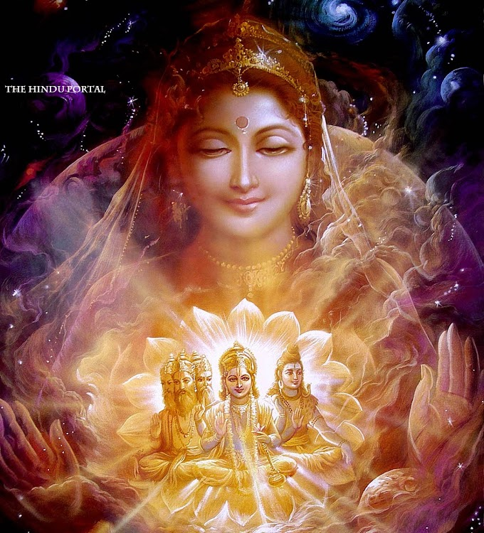 Who is Divine Mother?
