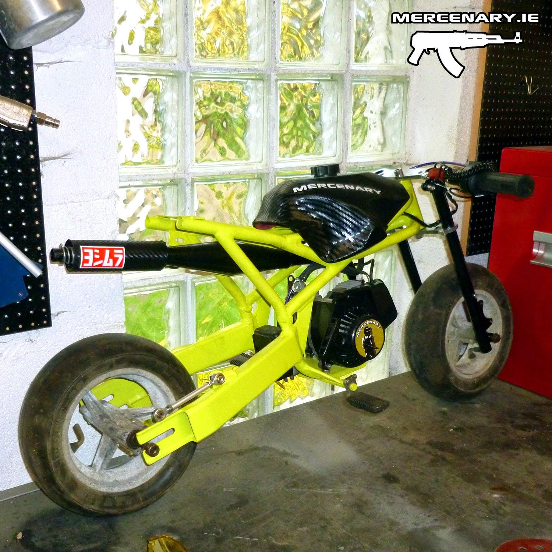Mercenary Garage Mini-Moto