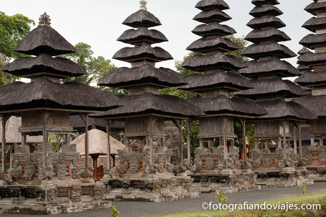 Templo Pura Taman Ayun de Mengwi