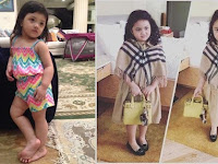 Anak Ashanty, Arsy Foto Bareng Amora, Netizen Ungkapkan Hal Mengejutkan Ini