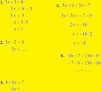 simplify an algebraic expression