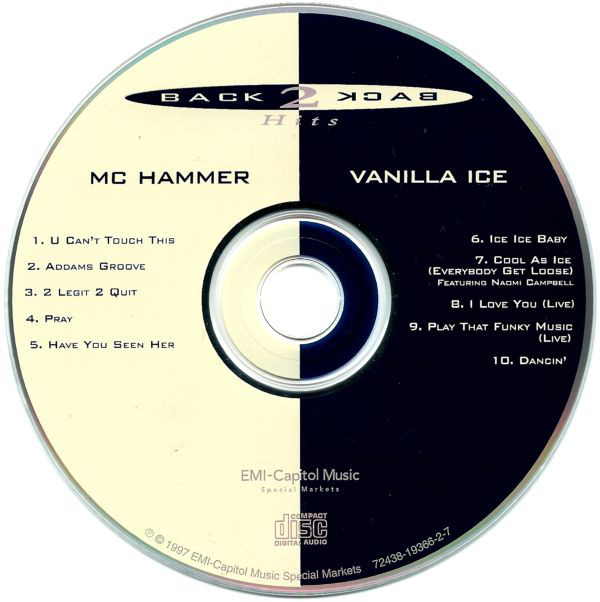 radio retromix : MC Hammer & Vanilla Ice - Back To Back ...